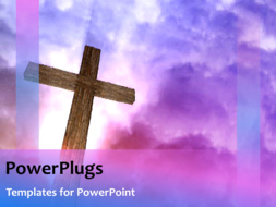 PowerPoint Template - Faith in god